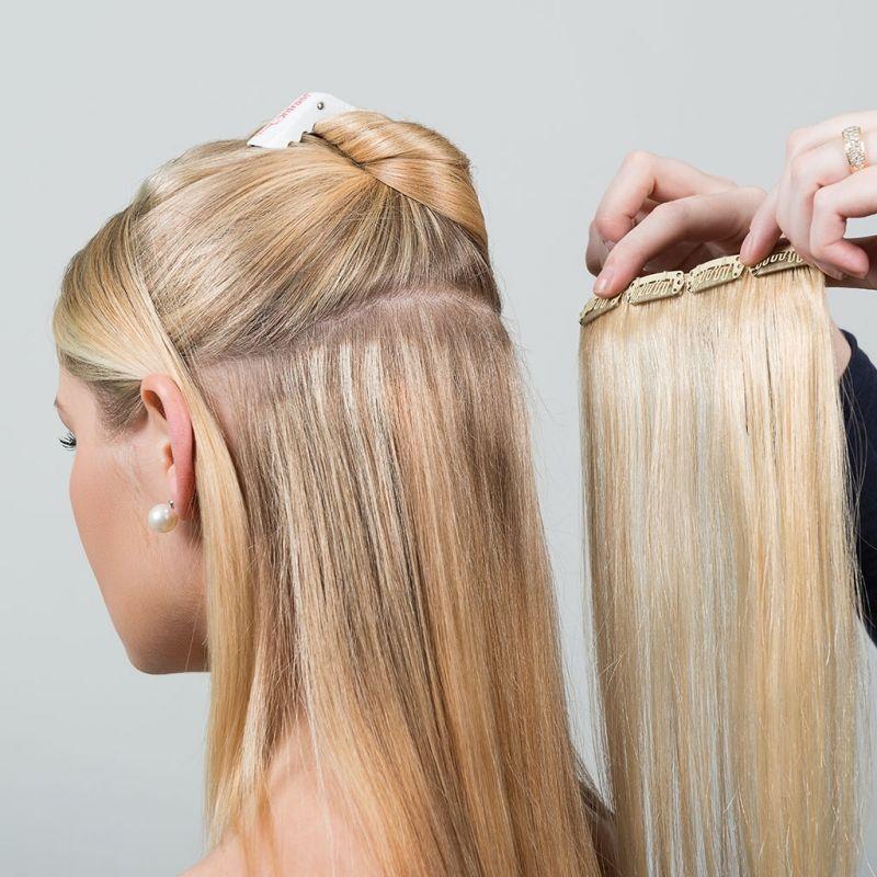 klip ekstension rambut