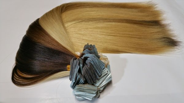 ekstension rambut lem