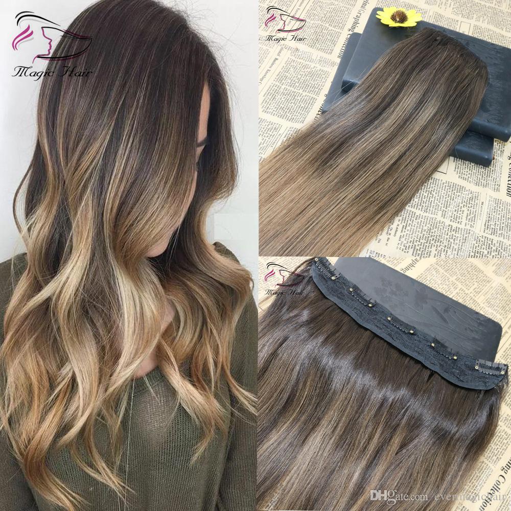 ekstension rambut klip