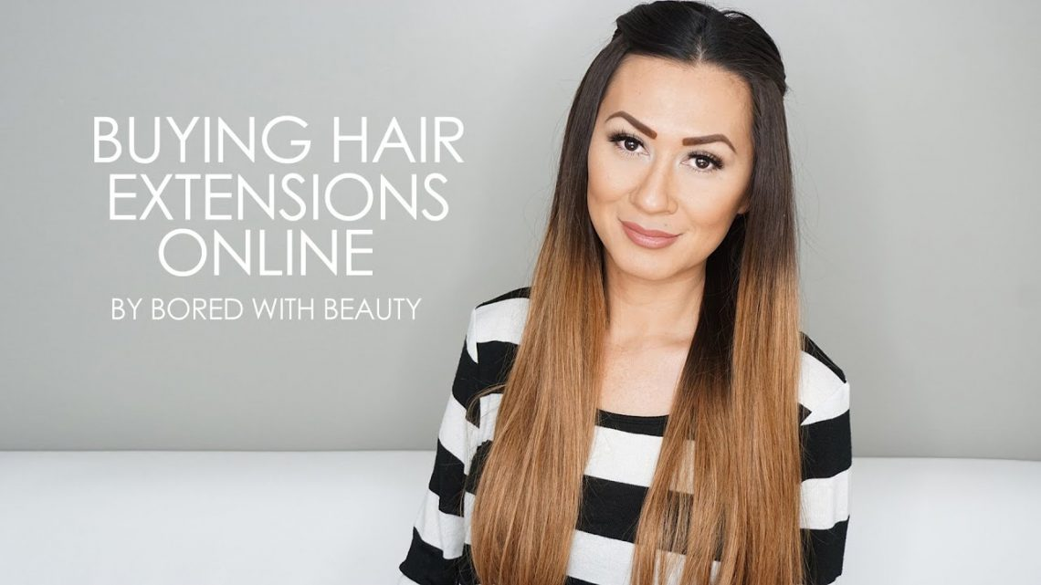 ekstension rambut online