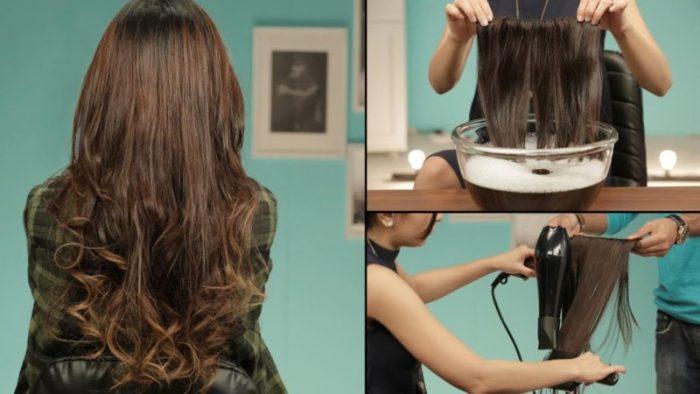 hair ekstension care