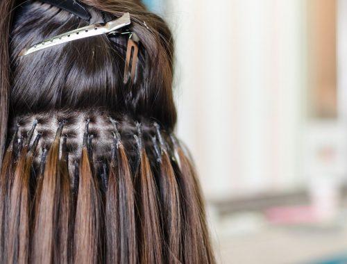 hair ekstension