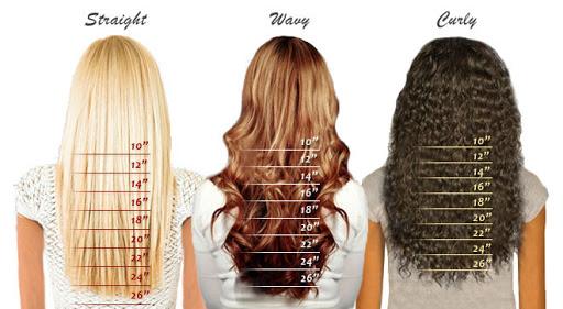 tipe hair clip